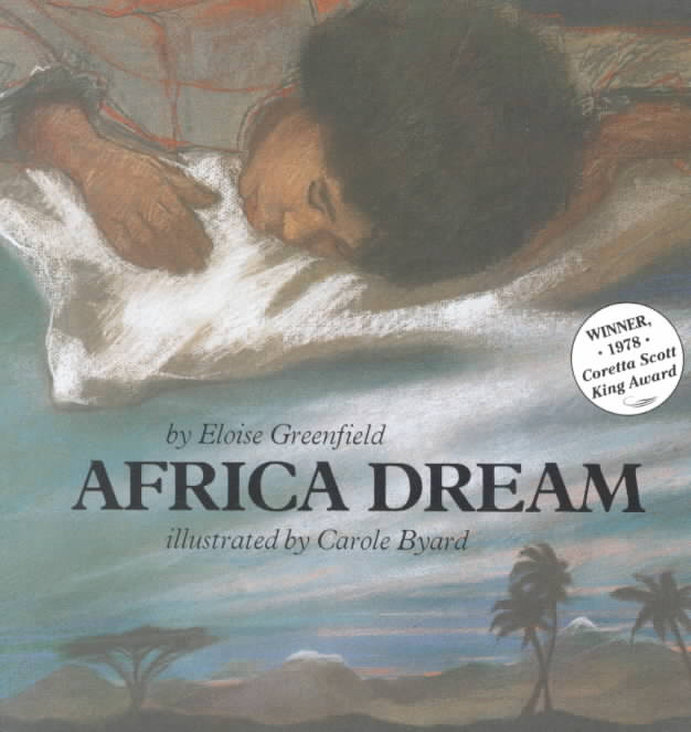 Africa Dream By Greenfield, Eloise/ Byard, Carole